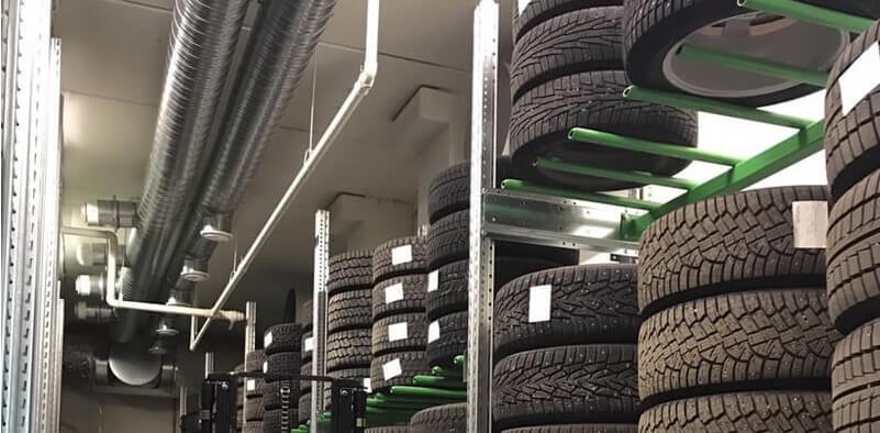 Tire Management System